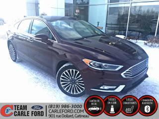 Used 2017 Ford Fusion Berline 4 portes SE traction intégrale, for sale in Gatineau, QC