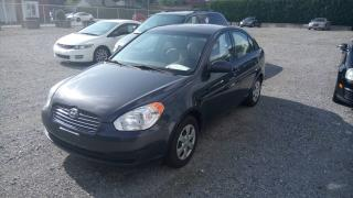 Used 2011 Hyundai Accent L for sale in St-Hyacinthe, QC