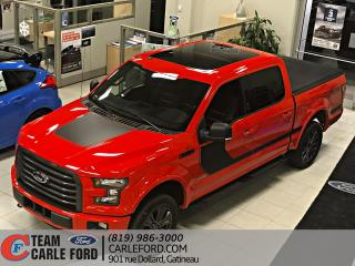 Used 2016 Ford F-150 Xlt 3,5l Fx4 for sale in Gatineau, QC