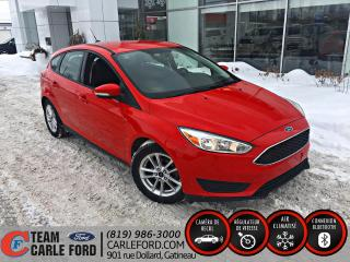 Used 2015 Ford Focus for sale in Gatineau, QC