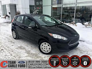 Used 2014 Ford Fiesta for sale in Gatineau, QC