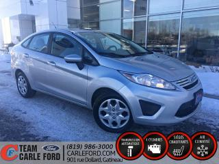 Used 2012 Ford Fiesta Berline SE 4 portes for sale in Gatineau, QC