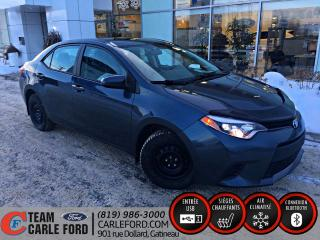 Used 2014 Toyota Corolla for sale in Gatineau, QC