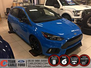 Used 2018 Ford Focus RS Hatchback AWD for sale in Gatineau, QC
