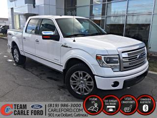 Used 2013 Ford F-150 Platinum Nav for sale in Gatineau, QC