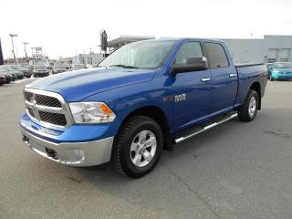 Used 2015 RAM 1500 Cabine multiplaces 4RM, 149 po SLT for sale in Chicoutimi, QC