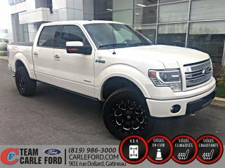 Used 2013 Ford F-150 Ltd, 3,5l Ecoboost for sale in Gatineau, QC