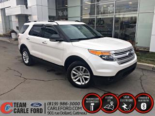 Used 2015 Ford Explorer Xlt, Navigaton for sale in Gatineau, QC