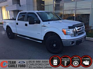 Used 2012 Ford F-150 Xlt 3, 5l Ecoboost for sale in Gatineau, QC