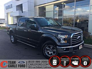 Used 2016 Ford F-150 Xlt, 5.0l, Pkg 301a for sale in Gatineau, QC
