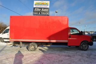 Used 2011 Chevrolet Express 16 Foot Cube for sale in Aurora, ON