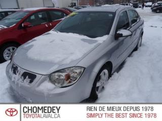 Used 2009 Pontiac G5 SE A/C for sale in Laval, QC