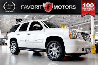 Used 2011 GMC Yukon Denali AWD | 7-PASSENGER | NAV | BACK CAM | DVD for sale in North York, ON