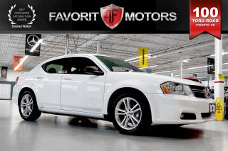 Used 2013 Dodge Avenger SXT | HEATED SEATS | CRUISE CONTROL | PWR SEAT for sale in North York, ON