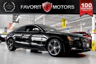 Used 2014 Audi S5 3.0 Technik Supercharged QUATTRO | NAV | BACK CAM for sale in North York, ON