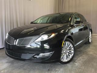 Used 2015 Lincoln MKZ GRP LUXE AWD for sale in St-Hyacinthe, QC