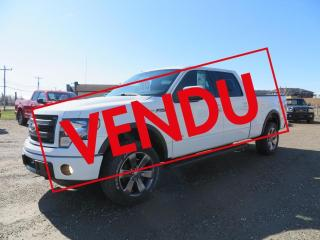 Used 2013 Ford F-150 Cab SuperCrew 4RM 145 po FX4 for sale in Lévis, QC