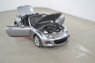 Used 2014 Mazda Miata MX-5 Grand Touring Cuir for sale in Charlemagne, QC
