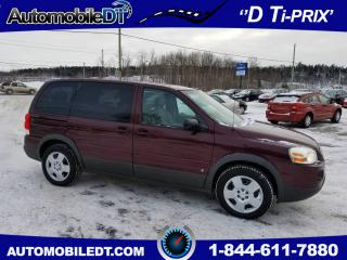 Used 2009 Pontiac Montana SV6  financement 1-2-3iem chance for sale in Lévis, QC