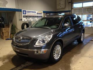 Used 2011 Buick Enclave Awd Cx for sale in Nicolet, QC