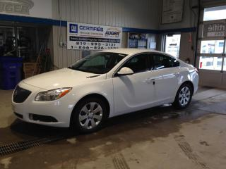 Used 2012 Buick Regal Grp Confort for sale in Nicolet, QC
