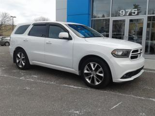 Used 2014 Dodge Durango R/T for sale in Gatineau, QC
