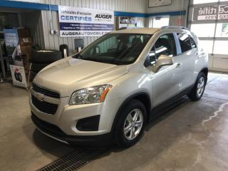 Used 2014 Chevrolet Trax LT for sale in Nicolet, QC