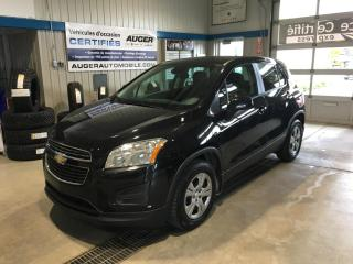 Used 2015 Chevrolet Trax LS for sale in Nicolet, QC
