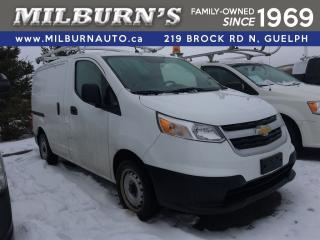 Used 2015 Chevrolet City Express LS for sale in Guelph, ON