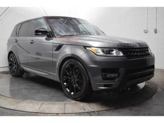 Used 2016 Land Rover Range Rover Sport V8 for sale in St-Constant, QC