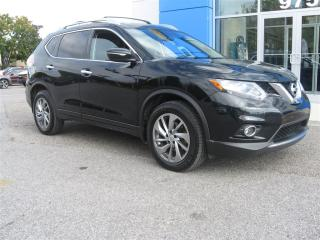 Used 2014 Nissan Rogue Sl One for sale in Gatineau, QC