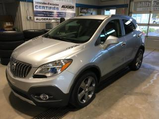 Used 2013 Buick Encore Fwd Cuir for sale in Nicolet, QC