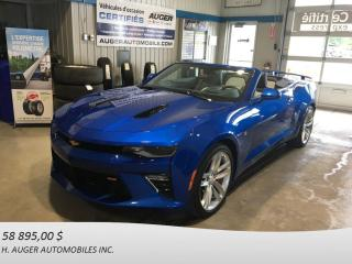 Used 2017 Chevrolet Camaro A Qui La Chance for sale in Nicolet, QC