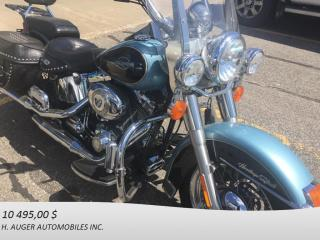 Used 2007 Harley Davidson Softail Heritage for sale in Nicolet, QC