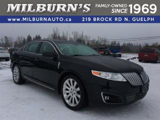 Used 2011 Lincoln MKS AWD for sale in Guelph, ON