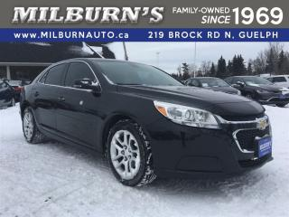 Used 2015 Chevrolet Malibu LT for sale in Guelph, ON