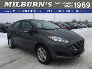 Used 2017 Ford Fiesta SE for sale in Guelph, ON