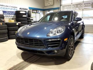 Used 2016 Porsche Macan S for sale in Nicolet, QC