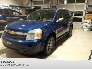Used 2008 Chevrolet Equinox for sale in Nicolet, QC