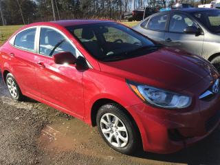 Used 2013 Hyundai Accent for sale in Gatineau, QC