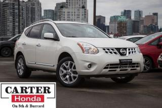 Used 2012 Nissan Rogue SL + NAVI + LEATHER + AWD + LOW KMS! for sale in Vancouver, BC