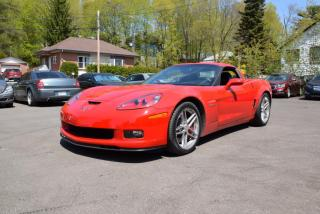 Used 2006 Chevrolet Corvette Z06 *** COMME NEUVE *** 1 PROPRIO*** for sale in Rawdon, QC