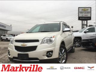 Used 2013 Chevrolet Equinox LTZ -ONE OWNER TRADE -CERTIFIED PRE-OWNED for sale in Markham, ON