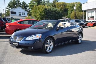 Used 2009 Pontiac G6 GT Convertible for sale in Rawdon, QC