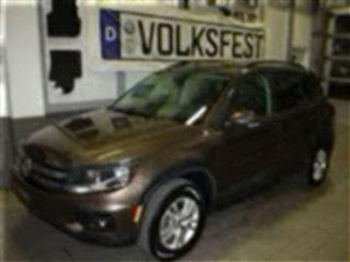 Used 2015 Volkswagen Tiguan Trendline for sale in Lasalle, QC