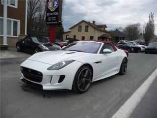 Used 2017 Jaguar F-Type S Awd Navigation for sale in Sainte-marie, QC