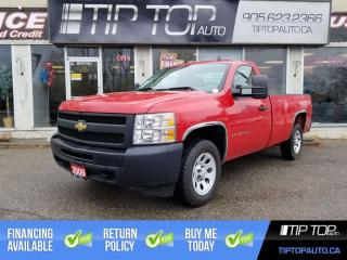 Used 2009 Chevrolet Silverado 1500 WT ** Long Box, 4X4, V8 ** for sale in Bowmanville, ON