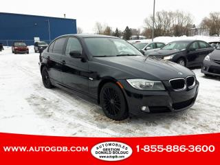 Used 2009 BMW 323i 323I Berline 4 portes for sale in Lévis, QC