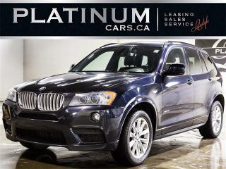 Used 2011 BMW X3 xDrive35i, AWD, M-SPORT, NAV, HEATED LEATHER SEATS for sale in Toronto, ON