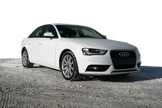 Used 2014 Audi A4 Komfort berline 4 portes quattro BM for sale in Ste-Foy, QC